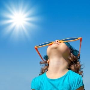 あなどれない紫外線アイケア!目だって日焼け対策しましょ♪