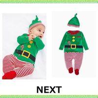 パーティーの主役になれる!クリスマスに着せたいベビー服3選♡