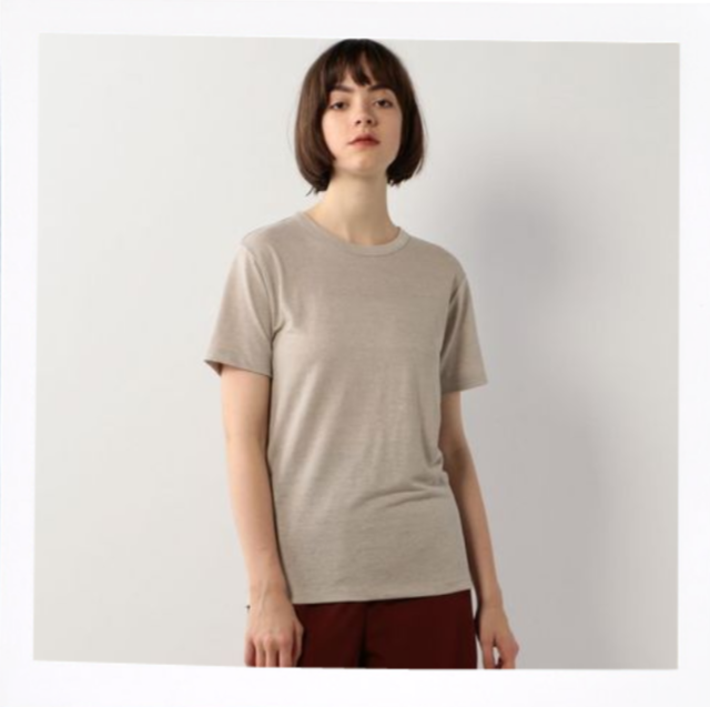 Steven Alan SHORT SLEEVE TEE/Tシャツ