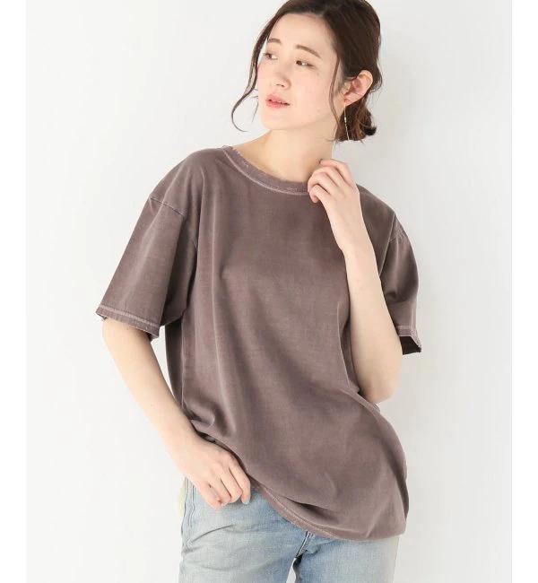 Plage セイヒンカコウクラッシュTシャツ