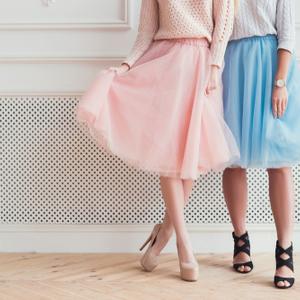 《体型別》スカートの選び方って?ママが似合う種類が知りたい!