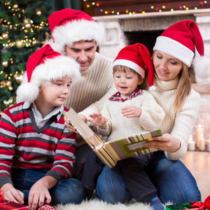 【年齢別】クリスマスをテーマにしたオススメの絵本4冊