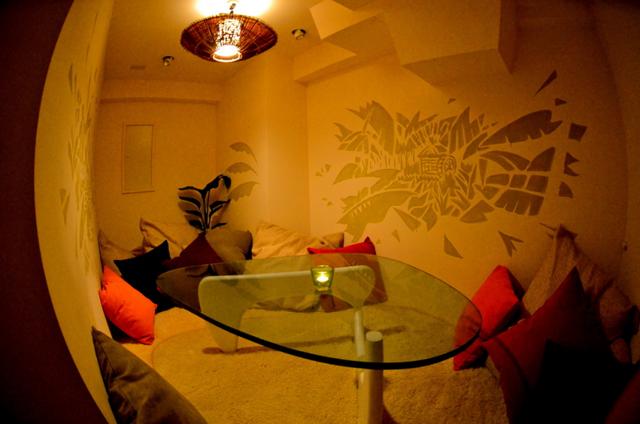 ホレホレ カフェアンドダイナーの個室席