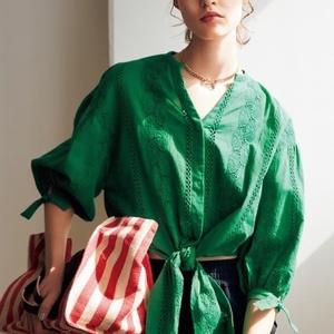 ママコーデをカラフル&おしゃれに♡「Mila Owen」初夏の新作