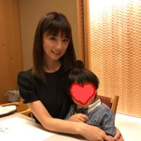 小倉優子さんのインスタが大人気!ほっこり写真に癒されるママ続出♡