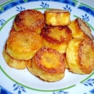 緑のカチカチバナナ!まるでお芋な「お食事バナナ」の調理方法とは♪
