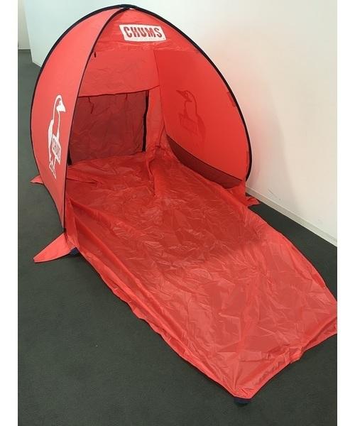 チャムスのお昼寝テント