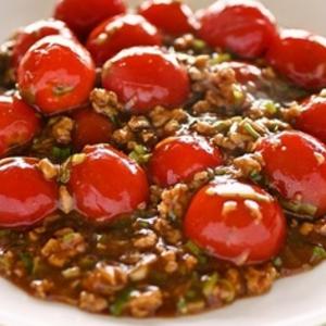 冷蔵庫の片付けにも♪旨みが凝縮!夏野菜《トマト》の簡単レシピ7つ