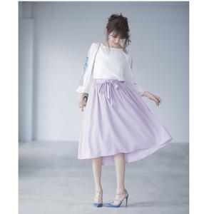 華やかで上品なのにプチプラ♡「tocco」2017夏のトレンド服