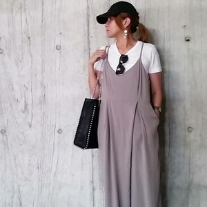 着回し力最強♡「無印良品」のTシャツで作る夏のおしゃれスタイル
