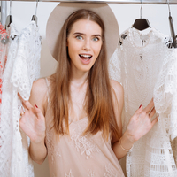 「穿過卻還不想洗的衣服」都怎麼處理呢?!輕鬆能學會的時尚收納好點子♪