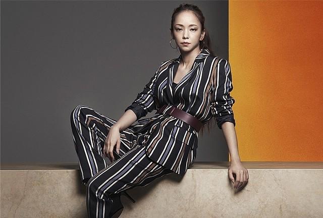 Namie Amuro H&M