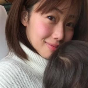 大泣きの娘と戦った1ヶ月……井上和香さんの「断乳エピソード」