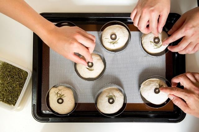 京都の天然酵母パン教室