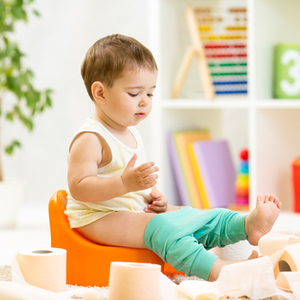 赤ちゃんのプレおむつはずれの進め方って?1歳代からトイトレに挑戦♪