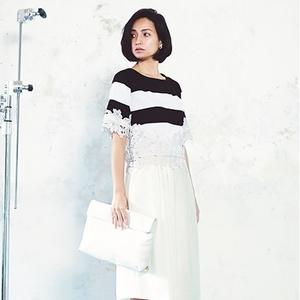 春夏の旬ブランド「Mystrada」オンオフ使いまわせる充実ママファッション♡
