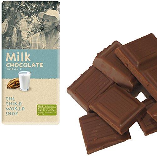 第3世界のオーガニックチョコレート