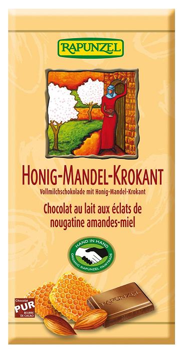 ラプンツェルのオーガニックチョコレート