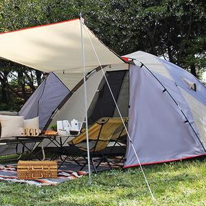 ニトリのワンタッチ式簡易テントが人気!簡単な日よけ対策グッズに♪