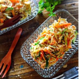 子どももパクパク食べてくれる♪「マヨポン」サラダのレシピ5選