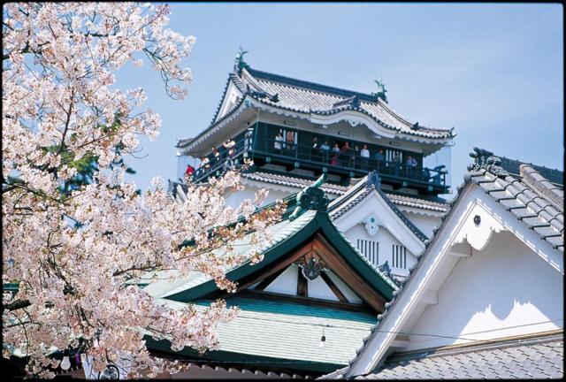 愛知の岡崎公園