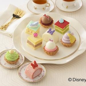 ディズニーコラボが可愛い!3月3日のお祝いに「ひなまつりケーキ」