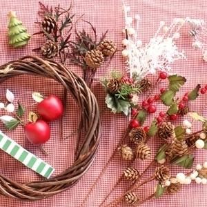 クリスマス雑貨はココ♡NATURAL KITCHENのアイテム4つ