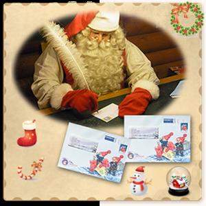 サンタから手紙が届く♡「クリスマスレター」の申し込みは今がお得!