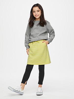 GUのキッズスカート