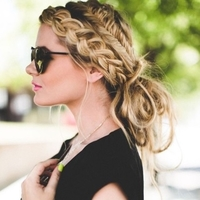 沒有季節限制♡誰都學得會~時尚簡易的辮子應用髮型♪