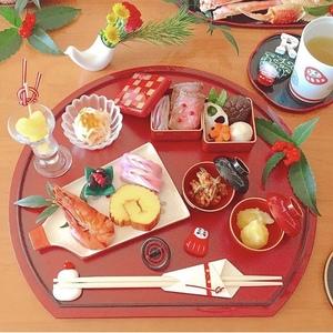 お正月は《ワンプレートお節》でおしゃれな食卓♪盛り付け方7選