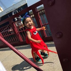 ディズニーでハロウィンを120%楽しむ♪子ども用仮装衣装のポイント