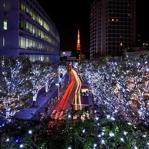 冬の街を美しく彩る♪都内の必見イルミネーションストリート2015