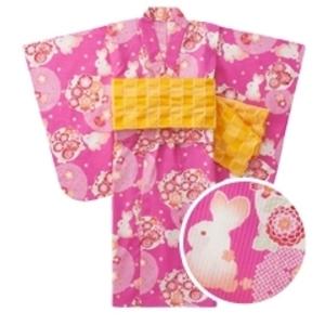 「UNIQLO」の浴衣が今年も発売♡レトロなデザインに注目!