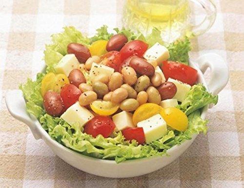 ミックスビーンズのサラダ