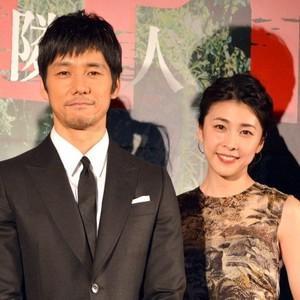西島秀俊さんと竹内結子さんが初の夫婦役!《クリーピー 偽りの隣人》