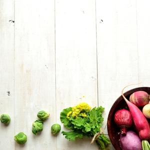 美容効果がすごい!美味しくてキレイになれる「春野菜レシピ」
