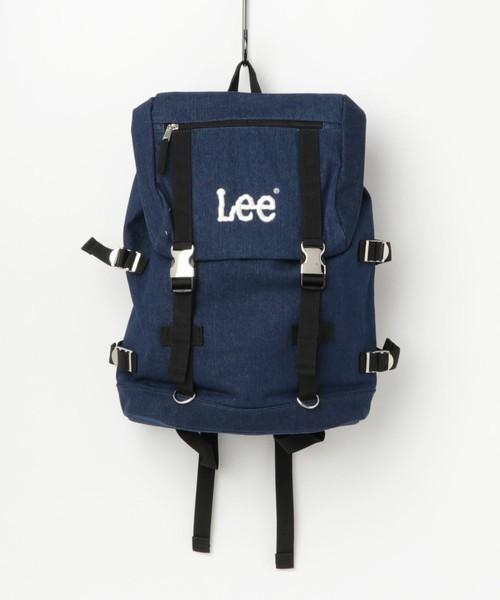 Leeのデニムバックパック