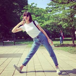 オシャレママ代表♡「佐田真由美」さんが着るカジュアルコーデ