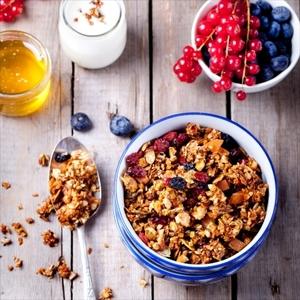 TOPVALUのグラノーラで作る♡オリジナルグラノーラの朝食レシピ♪