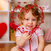 為了和寶寶一起快樂享受情人節的4個idea♡