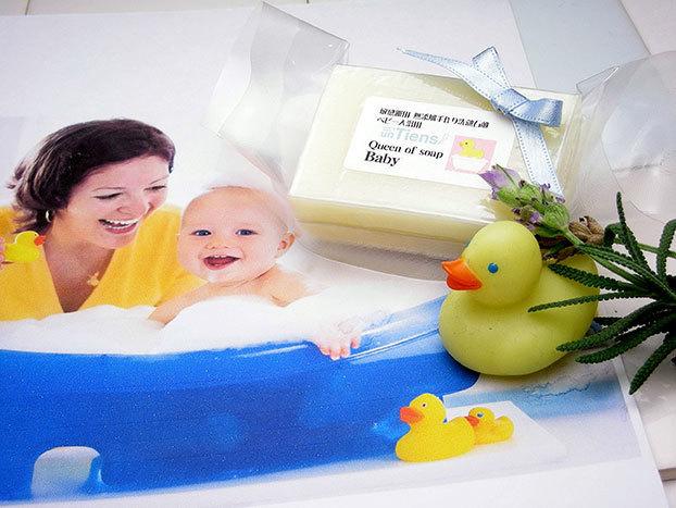 麻布十番の手作り洗顔石鹸専門店 アンティアンのベイビー