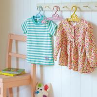 あると便利なかわいい子供用ハンガー10選♪子供服を上手に収納!