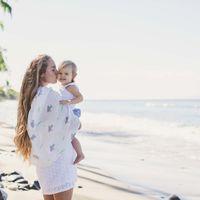 ハワイ発のおくるみブランド「ココムーン」はおしゃれママ必見♡