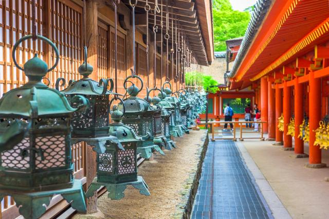 奈良の春日大社