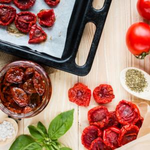 GW中に挑戦♪長期保存できる「干し野菜」の作り方&レシピ