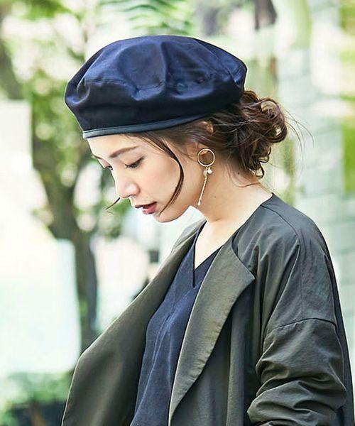 zozoのベレー帽