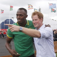 金メダル9個の偉業達成!ボルト選手に勝負を挑んだのは英国王室?
