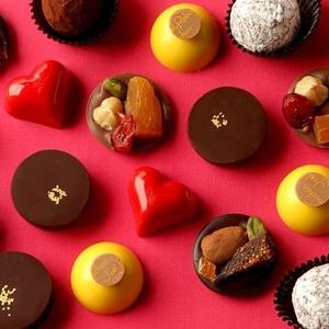 バレンタインの大本命♡2016年のロブションのショコラは全6種類