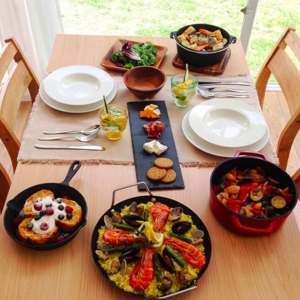 ニトリのおすすめBBQ料理グッズ12選!ダッチオーブンもプチプラ♪